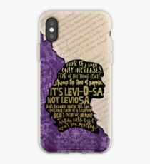 Hermione Character  iPhone Case