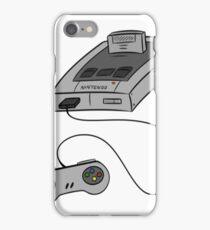 SNES - SUPER NINTENDO iPhone Case/Skin