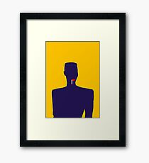 Grace Jones - Nightclubbing Framed Print