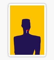 Grace Jones - Nightclubbing Sticker
