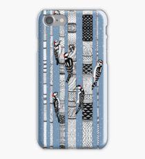 Woodpeckers Forest iPhone Case/Skin
