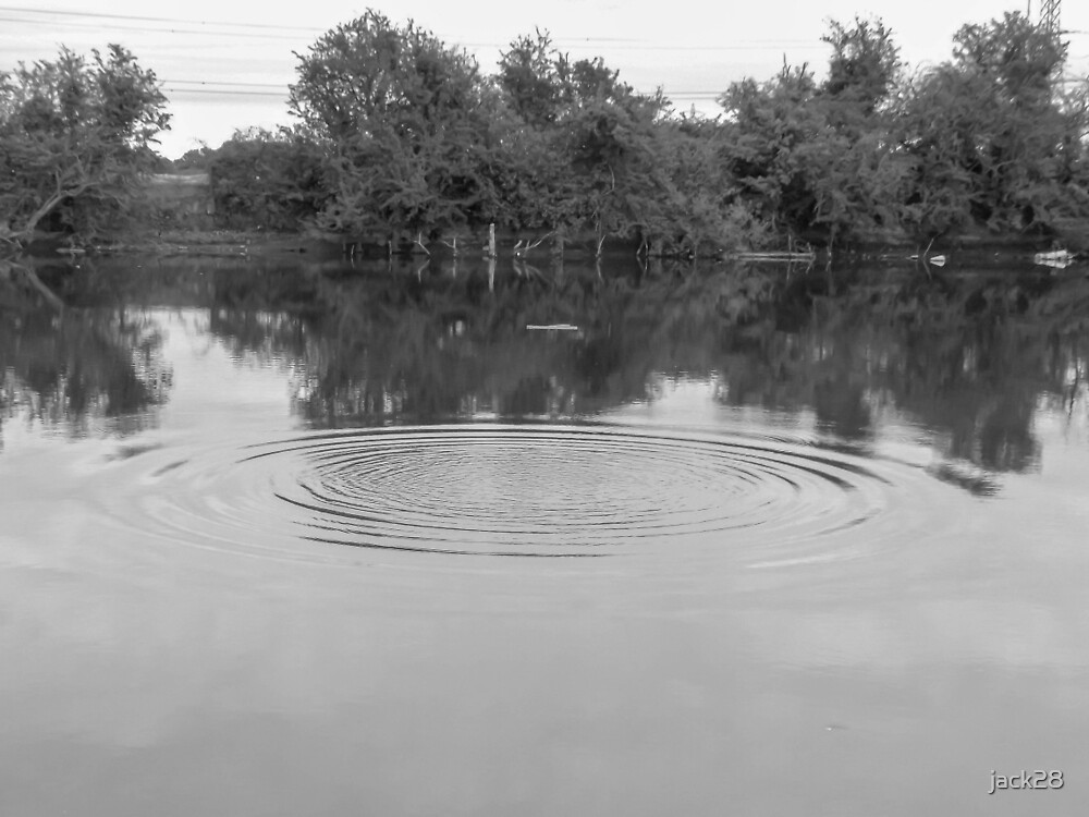 water ripples  by jack28