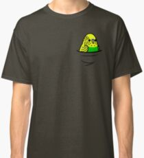 Too Many Birds! - Yellow n' Green Budgie Classic T-Shirt