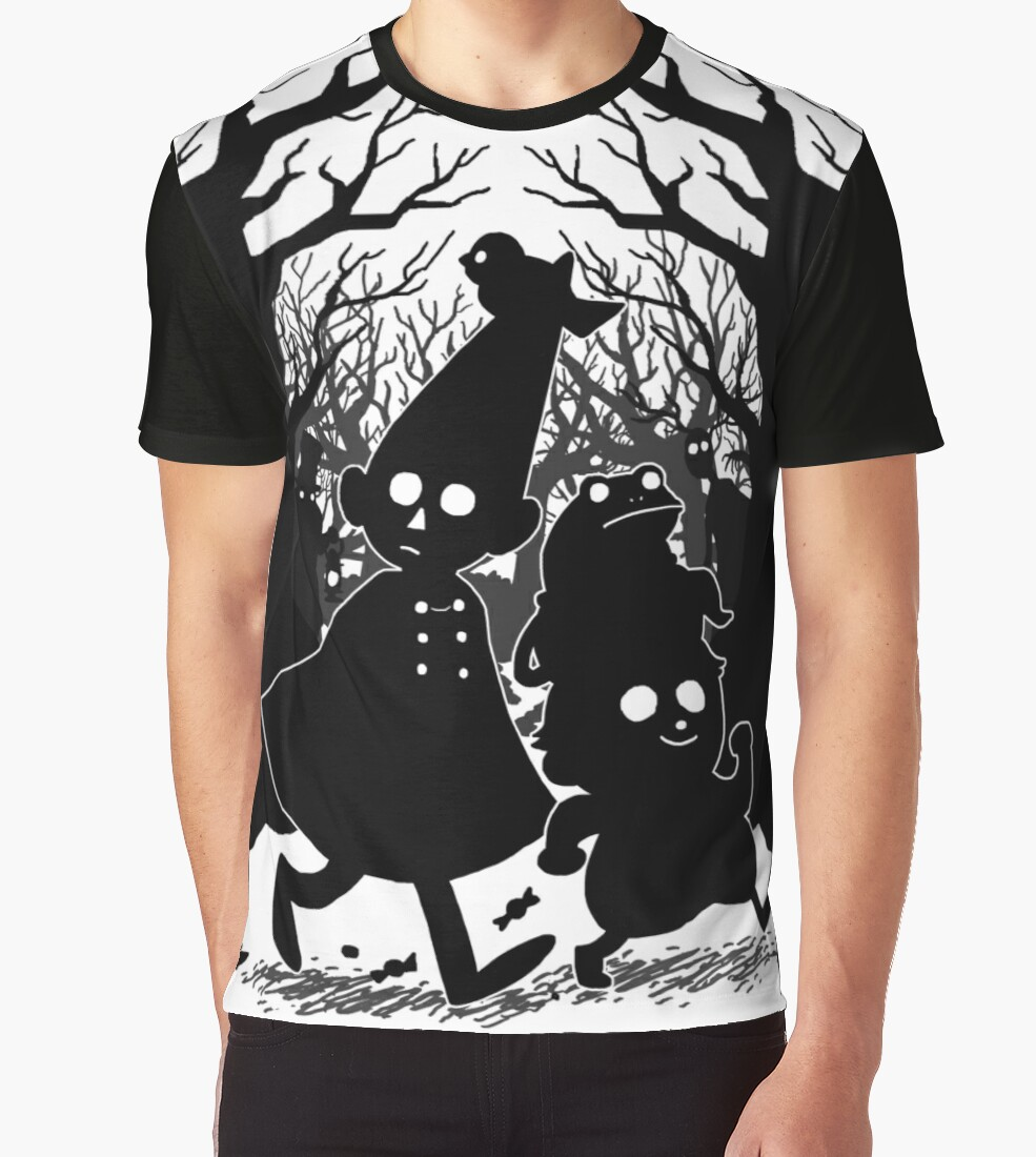 Camisetas Gr Ficas Over The Garden Wall Adelaide Parade De Fletcherbrows Redbubble
