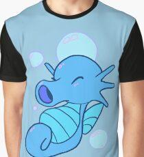 Horsea Days Graphic T-Shirt