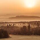 Saturday sunrise by Tomáš Hudolin
