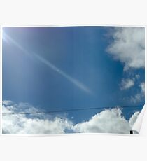 wire beam Poster