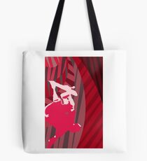 Abstract 540 Skater (Monochromatic) Tote Bag