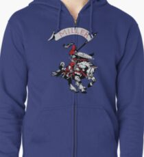 Miller Marauders Heritage Collection Zipped Hoodie