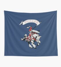 Miller Marauders Heritage Collection Wall Tapestry