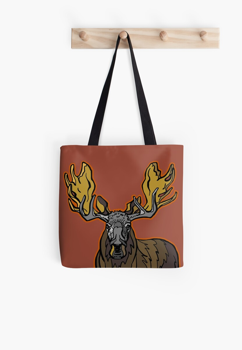 Moose by BalbinaStudio
