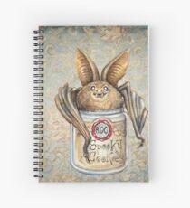 BatCookies Spiral Notebook