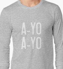 A-YO - Lady Gaga Long Sleeve T-Shirt