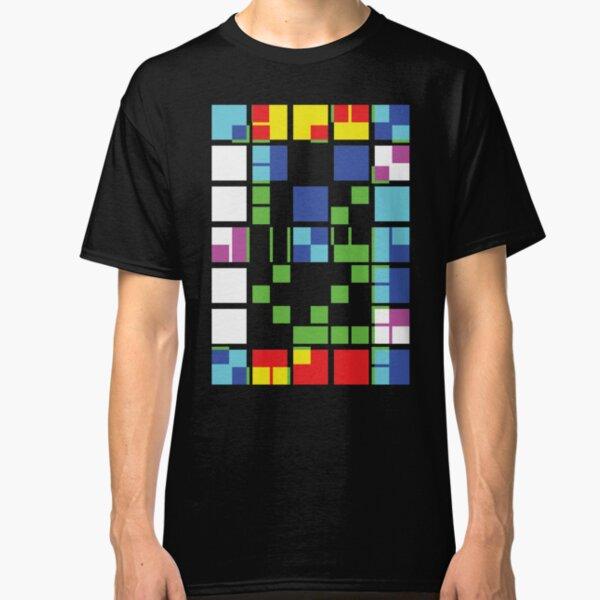 Pixel Mythology - Album Art Re-Imagined Classic T-Shirt