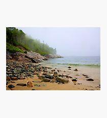 Sand Beach, Acadia Photographic Print