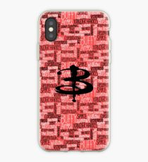 BTVS- iPhone Case