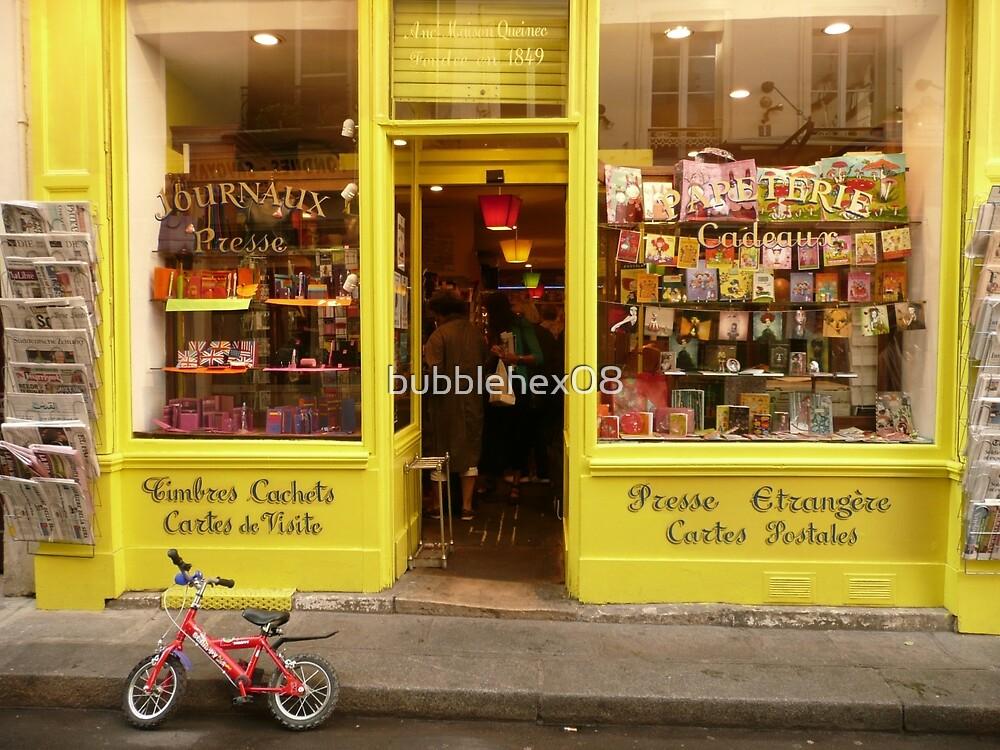 Shopfront La Presse by bubblehex08