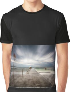 Merewether Baths Graphic T-Shirt