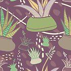 «Potted Succulents» de ceciliasolari