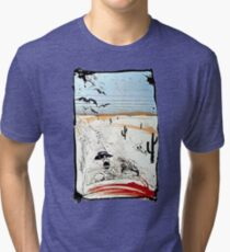 Fear and Loathing in LV Tri-blend T-Shirt
