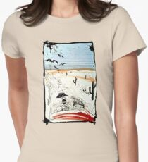 Fear and Loathing in LV Womens Fitted T-Shirt