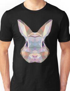 Polygonal Rabbit Unisex T-Shirt
