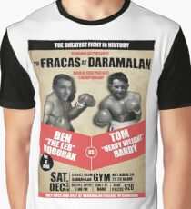 THE FRACAS AT DARAMALAN Graphic T-Shirt