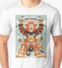 DMB The Gorge Amphitheatre George WA T-Shirt