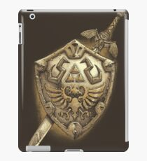 The Legend of Time iPad Case/Skin