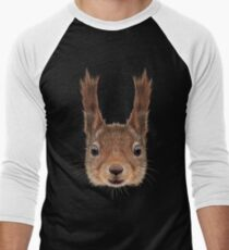 Squirrel Men's Baseball ¾ T-Shirt