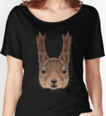 Squirrel Women's Relaxed Fit T-Shirt