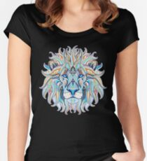 Ethnic Lion Women's Fitted Scoop T-Shirt
