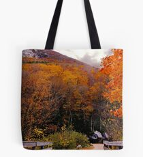 October Riot In New England Tote Bag