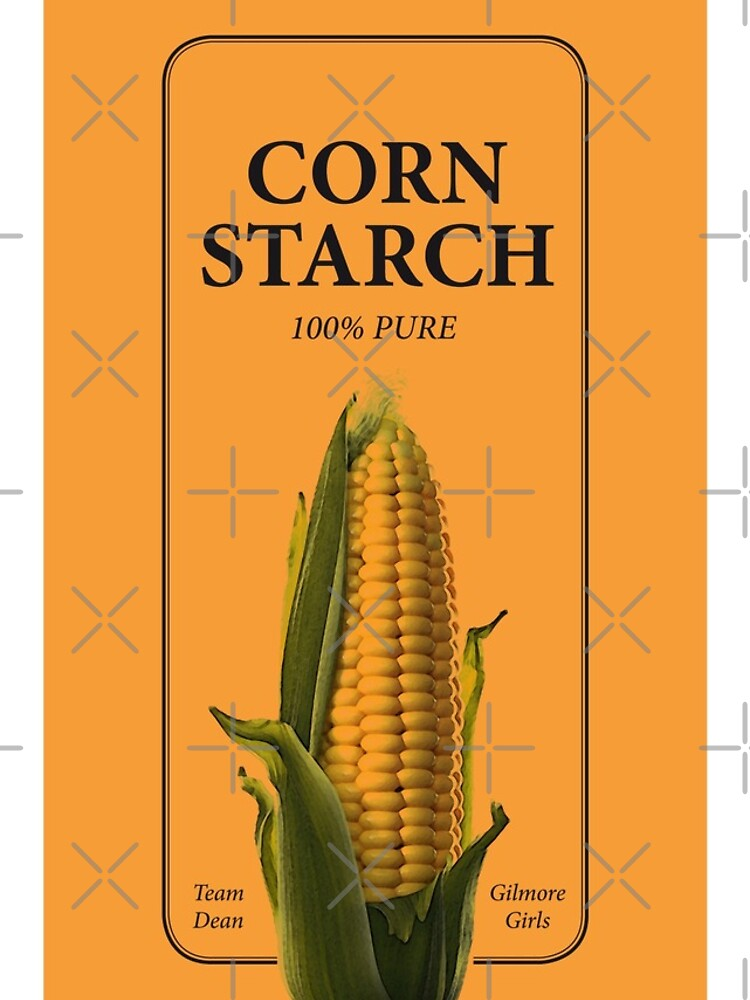 Rory's Corn Starch by GrybDesigns
