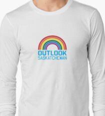 Outlook Rainbow Long Sleeve T-Shirt