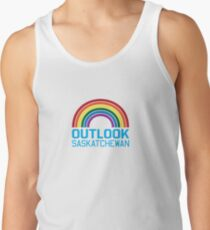Outlook Rainbow Men's Tank Top