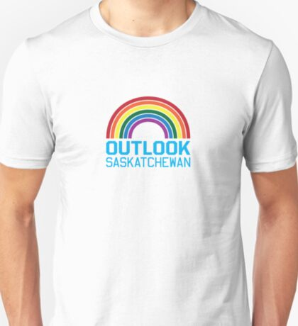 Outlook Rainbow T-Shirt