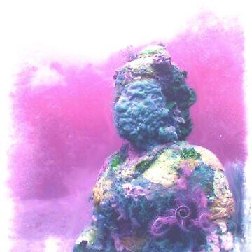 Buddha Buddy by Raucious