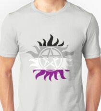 Supernatural Anti-Possession Asexual Flag Unisex T-Shirt