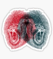 Noisy! Sticker