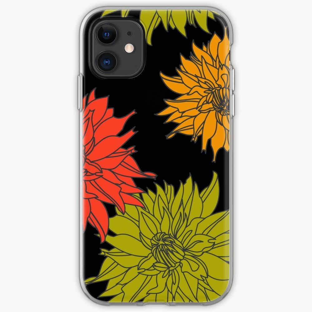 Dahlia iPhone Case & Cover