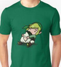 Power, Courage, Wisdom-nom-nom Unisex T-Shirt