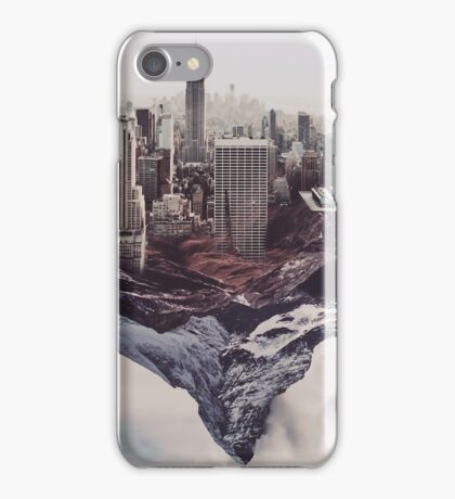 Contradiction iPhone Case/Skin