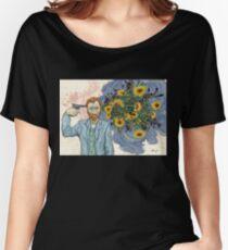 Vinnie Van  Women's Relaxed Fit T-Shirt