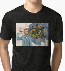Vinnie Van  Tri-blend T-Shirt