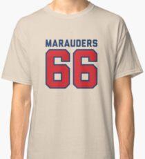Marauders 66 Grey Jersey Classic T-Shirt