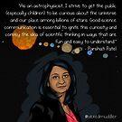 #SciComm100: Parshati Patel by ScienceBorealis