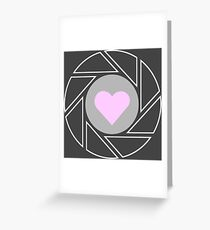 Companion - Portal Greeting Card