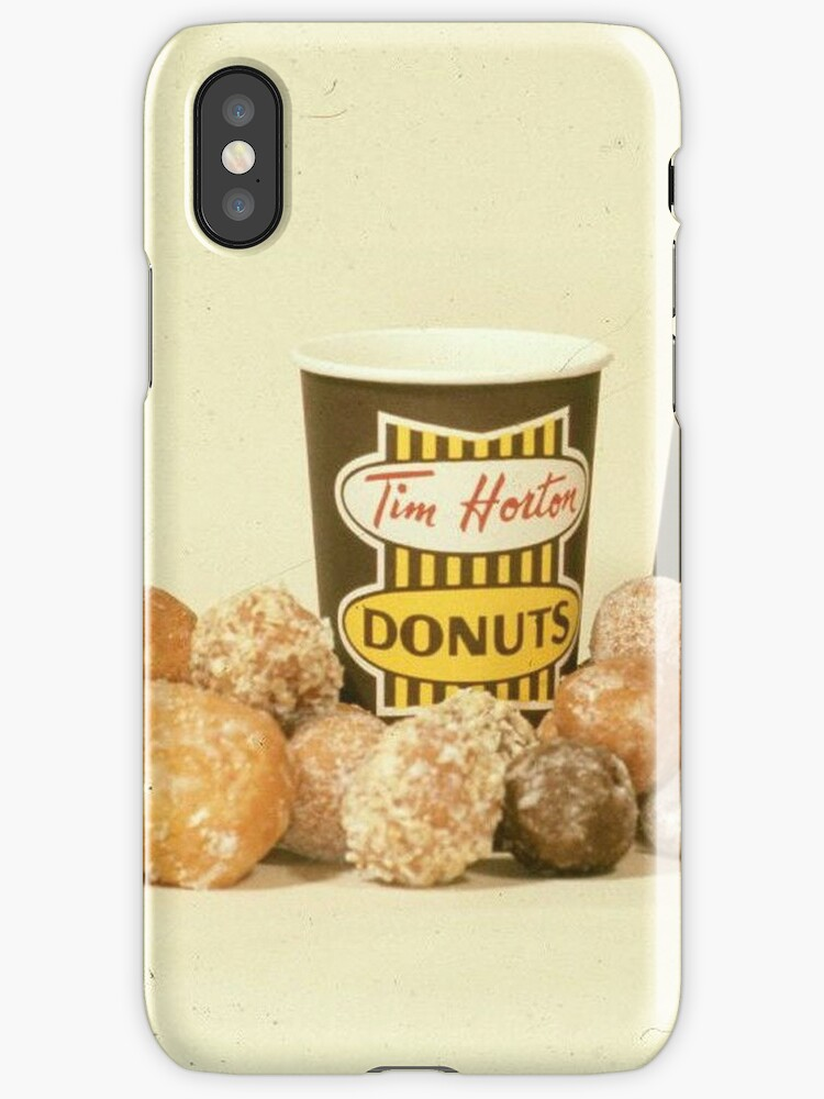 Tim Horton's OG Cup with Timbits by LiquidPaperz