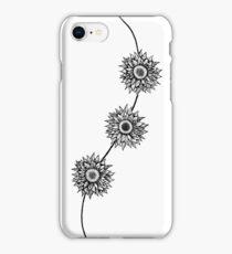 Sunflowers in California iPhone Case/Skin